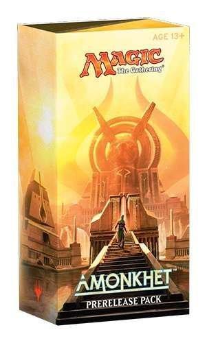 - Magic The Gathering: Amonkhet Pre-Release Kit