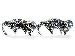 Otter Cufflinks