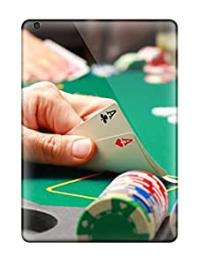 Ivan Erill's Shop 7993294K96552262 Tpu Case For Ipad Air With Poker