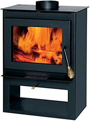 Amazon Com Summers Heat 50 Svl17 Wood Burning Stove With Blower
