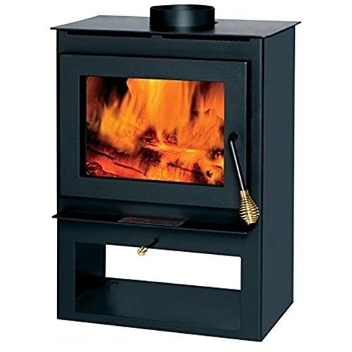 Wood Burning Fireplace Insert with Blower: Amazon.com