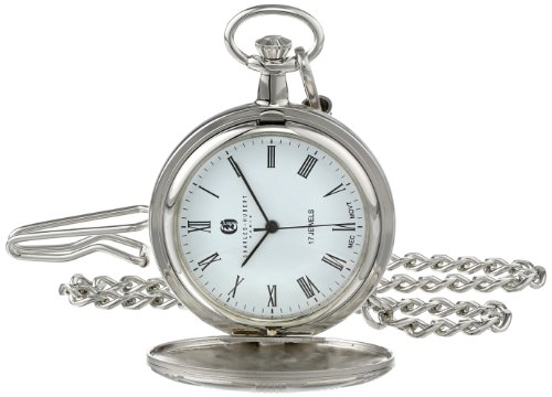 Charles-Hubert-3841-WR-Mechanical-Pocket-Watch