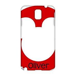 Cool-benz Oliver Lovely bear head 3D Phone Case for Samsung Galaxy Note3