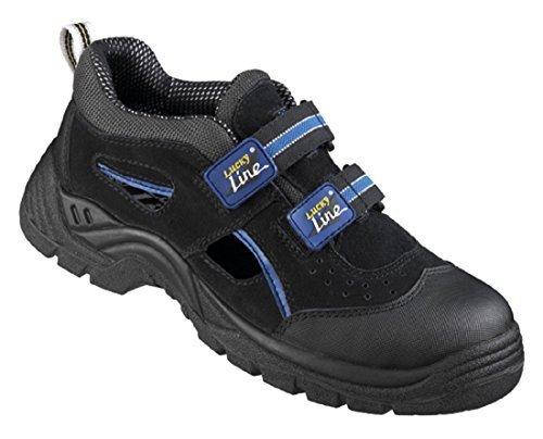 Calzado de trabajo Sandalias Calzado de seguridad S1 LUCKY-LINE TEMPLIN - Ver Imagen,