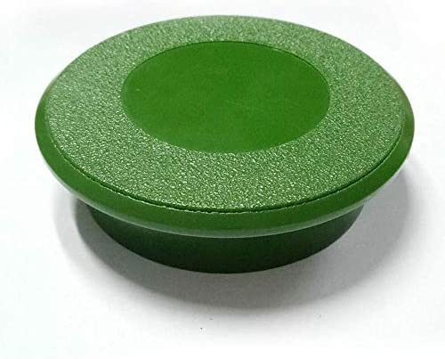 LINKLANK Golf Loch Cup Cover Loch Cup Cover Golf Green Hole Cup Deckel Loch Cup Lid Cup Lid Cup Loch Deckel Grün Loch Cup Deckel Golf