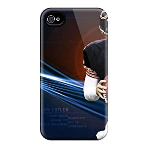 Awesome Case Cover/iphone 4/4s Defender Case Cover(chicago Bears)