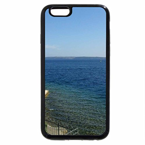 iPhone 6S / iPhone 6 Case (Black) View from Rab