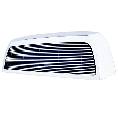 Paramount Restyling 42-0367 Full Replacement Packaged Billet Aluminum Grille with 4 mm Horizontal Bars