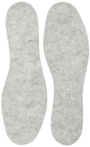 Woly  Woly Worker Insole,  Unisex - Erwachsene Wellington-Schuhe Grau