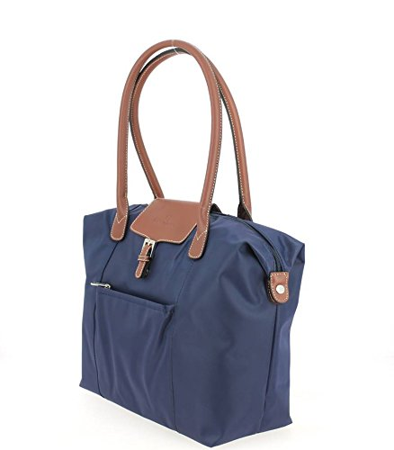 Sac shopping Sac Bleu Sac Marine shopping Marine Bleu Hexagona shopping Hexagona qAt4xP