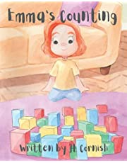 Emma's Counting: A fun and educational story to develop number sense and counting skills