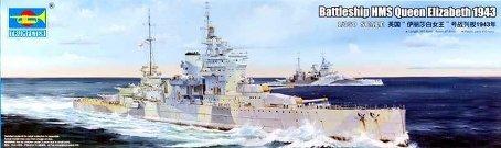 Queen Elizabeth Battleship - 7