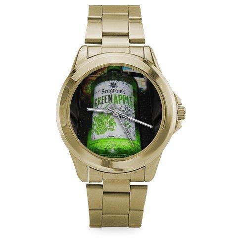 artsadd-custom-eagle-vs-predator-seagrams-green-apple-vodka-gilt-watch
