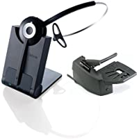 Jabra PRO920 (935-15-503-185) with Lifter (01-0369) Wireless Headset - Comparable to Plantronics CS530+HL10 / CS540+HL10
