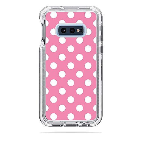 - MightySkins Skin Compatible with Lifeproof Next Case Samsung Galaxy 10E - Mini Dots | Protective, Durable, and Unique Vinyl Decal wrap Cover | Easy to Apply, Remove | Made in The USA