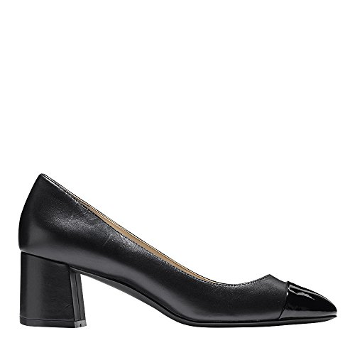 Cole Haan Dawna Grand Pump 55mm Zwart Leer-patent