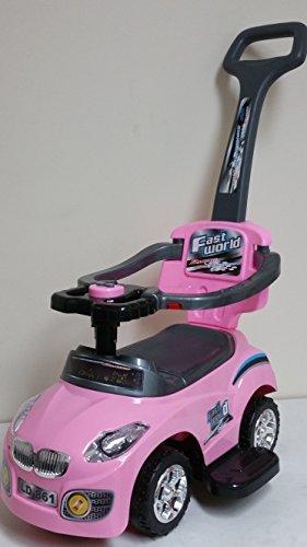 Pink Pram Push - 2