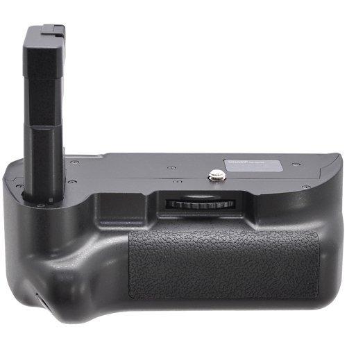 (Vivitar Pro Series Multi-Power Battery Grip for Nikon D5100, D5200 & D5300 DSLR Camera)