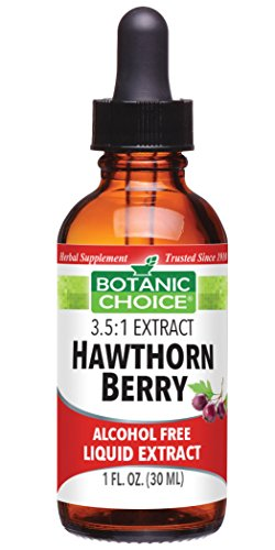 Botanic Choice Liquid Extract, Hawthorn Berry, 1 Fluid Ounce - 41nEeAbF1aL - Botanic Choice Liquid Extract, Hawthorn Berry, 1 Fluid Ounce