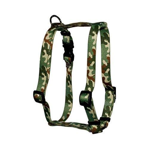 UPC 844360008456, Yellow Dog Design Roman Harness, X-Large, Camo
