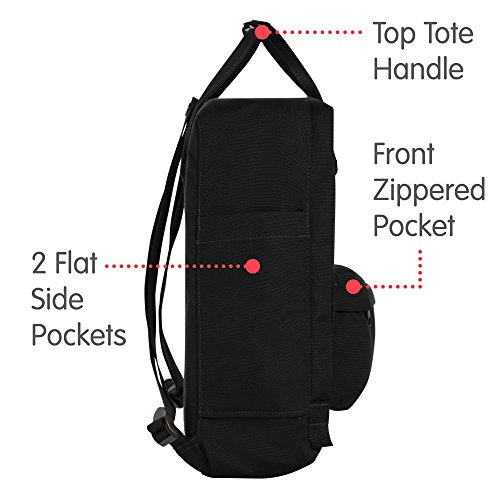 c1ddf674e39b1 Fjallraven - Re-Kanken Recycled and Recyclable Kanken Backpack for ...