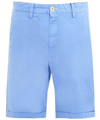 Shorts Gant Eté Herren Lave Régulier Bleu 08OymnvNw