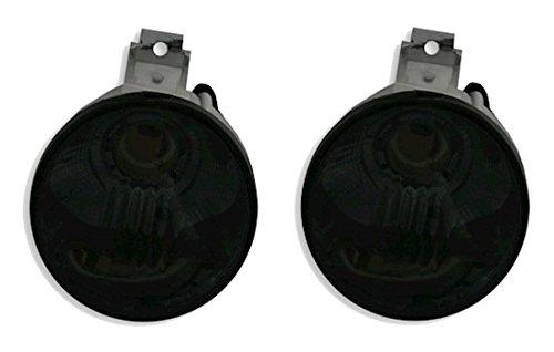 KG DEPO Scheinwerfer AD Tuning GmbH /& Co Frontblinker im Set Klarglas Schwarz