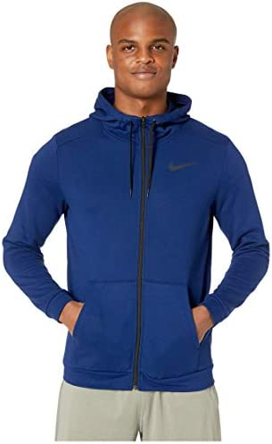 メンズ パーカー・スウェットシャツ Dry Hoodie Full Zip Fleece [並行輸入品]