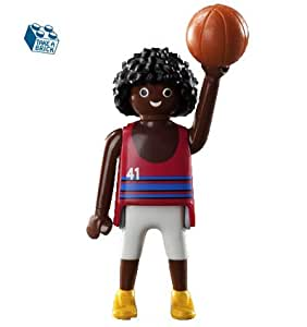 Playmobil - Figura Playmobil Basketball Player