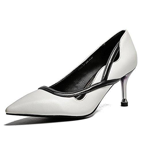 in Heels High Schuhe Sommer die Lady Partei Tipps Sandalen Slim Sexy MONAcwe Heels Sliding q86EO