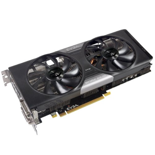 EVGA GeForce GTX 760 SC 4GB DisplayPort HDMI DVI-I/DVI-D Graphics Card with ACX Cooler 04G-P4-2768-KR