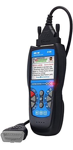Innova 3100i Diagnostic Code Reader / Scan Tool with ABS for OBD2 Vehicles by Innova (Image #2)