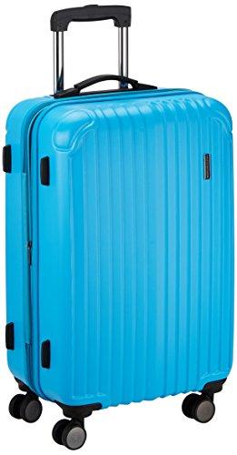 Hauptstadtkoffer Valigia, Cyan Blau (Blu) - 82861010
