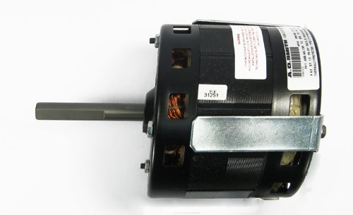 Coleman evcon ind 1468 212p furnace blower fan motor for Hvac blower motor replacement cost