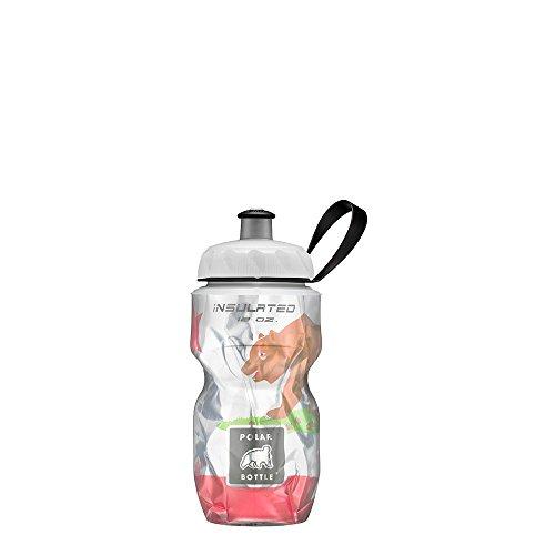 Polar Bottle Insulated Water Bottle - 12OZ California Flag, 12 Oz ()