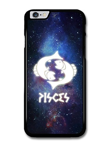 Cool Starsign in Space With Pisces Design Illuminated Symbol case for iPhone 6 Plus 6S Plus