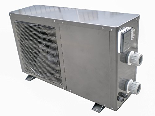 FibroPool FH 055 Swimming Pool Heat Pump 55K btu/Hr