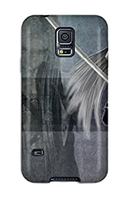 Hot Galaxy High Quality Tpu Case/ Sephiroth Case Cover For Galaxy S5