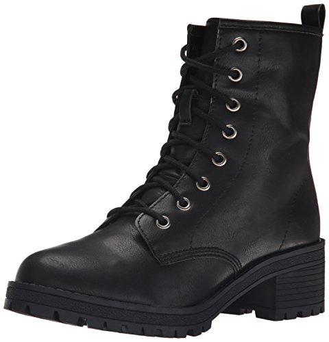 Madden Girl Women's Eloisee Combat Boot