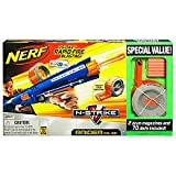 nerf gun cs 35 - Nerf N-Strike Raider Rapid Fire CS-35 Blaster Bonus Pack