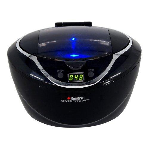 GemOro Ultrasonic Jewelry Cleaners - Sparkle Spa Pro