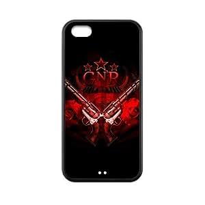 Custom Cartoon Back Cover Case for iphone 5C JN5C-284