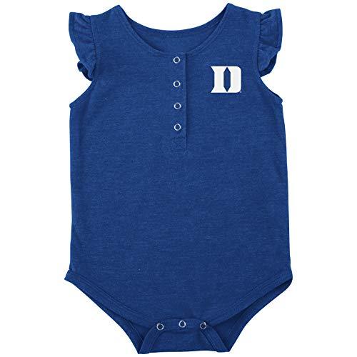 Colosseum Duke Blue Devils Infant Girls Creeper Outfit (12-18mth) Duke Blue Devils Girl
