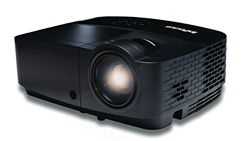 InFocus IN128HDx 1080p DLP Professional Network Projector, HDMI, 4000 Lumens, 15000:1 Contrast Ratio