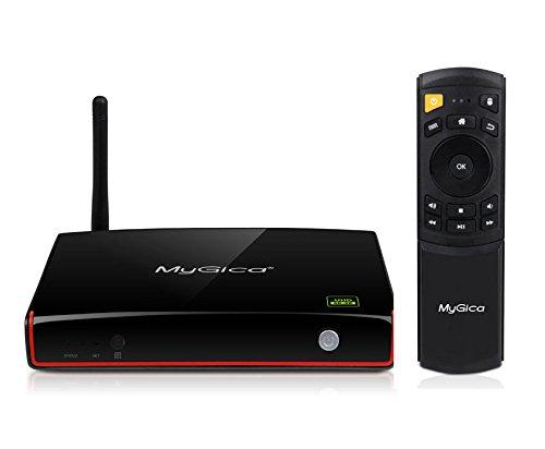 MyGica ATV 1800e Quad Core CPU, Octa Core GPU Ultra Smart Streaming Media Player Plus with 4K Ultra HD Playback Support