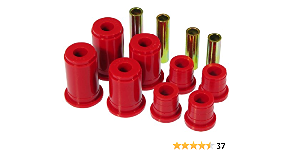 Prothane Front Control Arm Bushings Red Chevy C10 C20 C1500 Suburban Tahoe 2WD