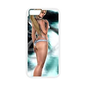 Death by Degrees iPhone 6 4.7 Inch Cell Phone Case White cover xlr01_7695318