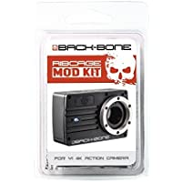 Back-Bone Ribcage YI 4K Mod Kit Sports & Action Video Camera, Black (BBRCY4K)