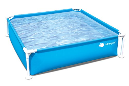 Itsimagical h2o splash piscina port til imaginarium for Limpiafondos para piscinas desmontables