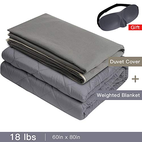 Weighted Blanket & Removable Cover*
